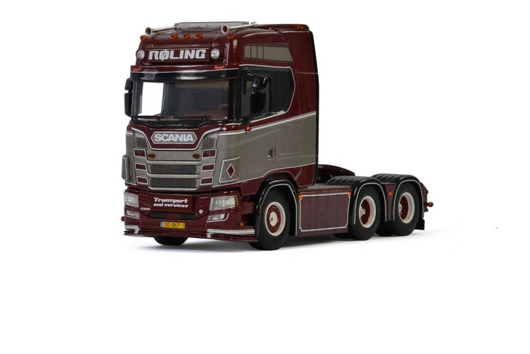 Scania S Highline CS20N Roling Transport