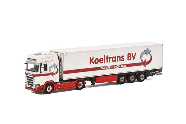 Scania S Highline new  Koeltrans Angeren BV