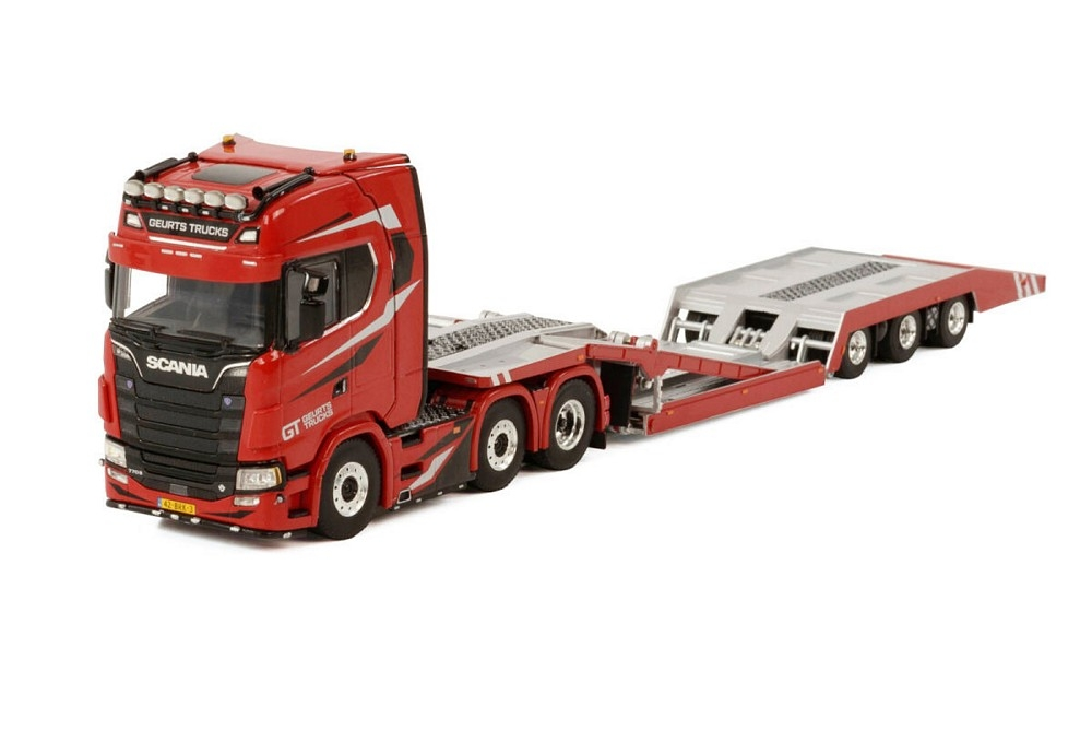Scania S Highline  Truck Transporter   Geurts Trucks
