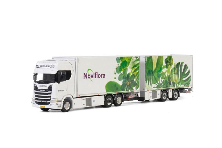 Scania S Higline CS20H Combi Noviflora JP Vis