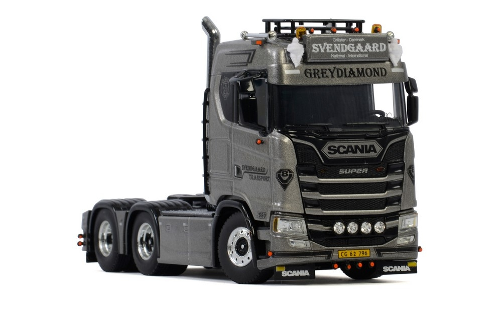 Scania S Normal CS20N   Svendgaard Transport