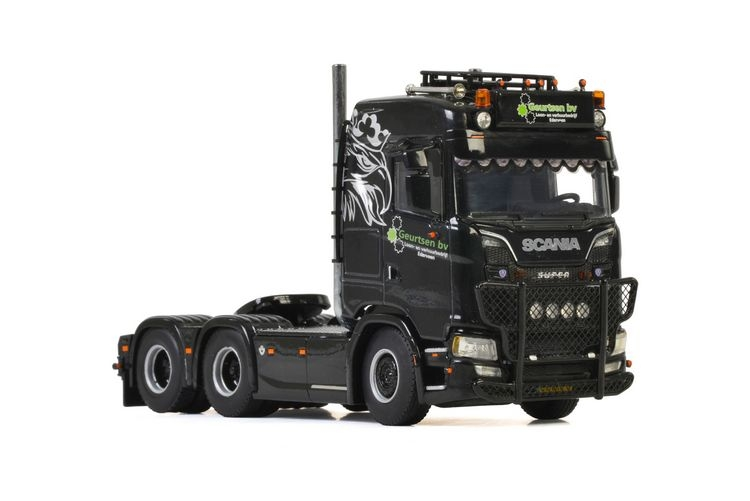 Scania S Normal  CS20N Geurtsen B.V.