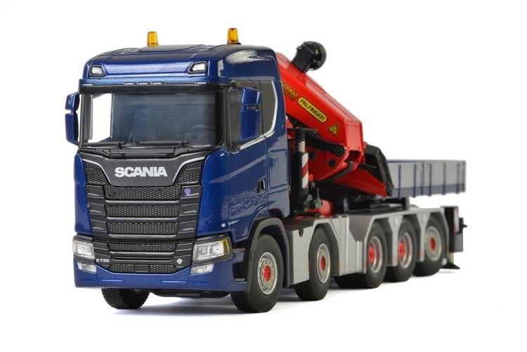 Scania S Normal CS20N Palfinger 150002