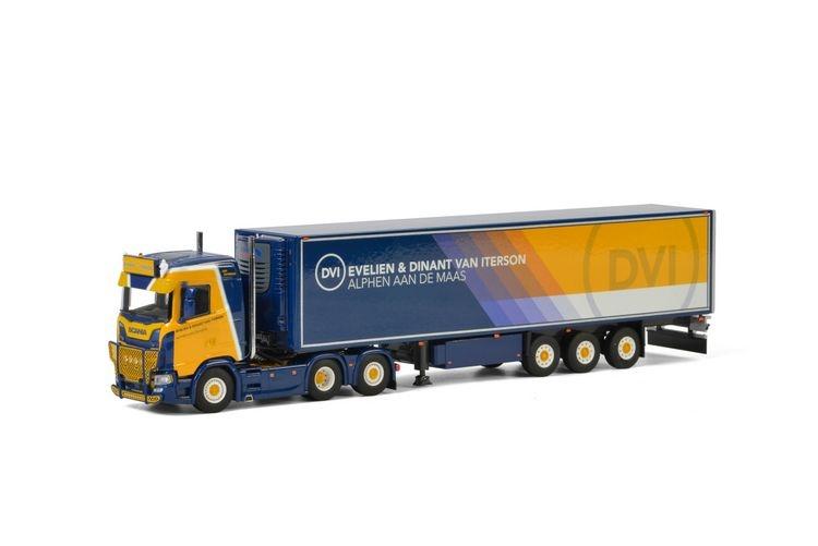 Scania S Normal CS20N Reefer  Dinant van Iterson