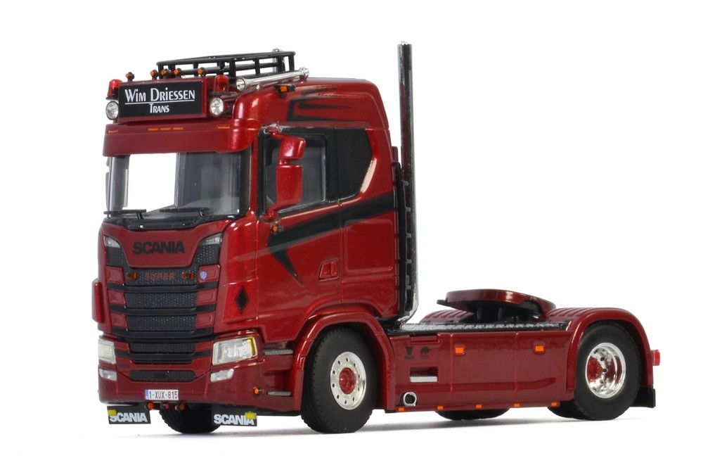 Scania S Normal CS20N  Wim Driessen Trans