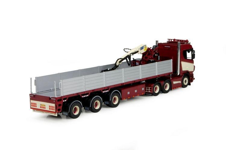 Scania S serie 6x2 Duijghuijzen