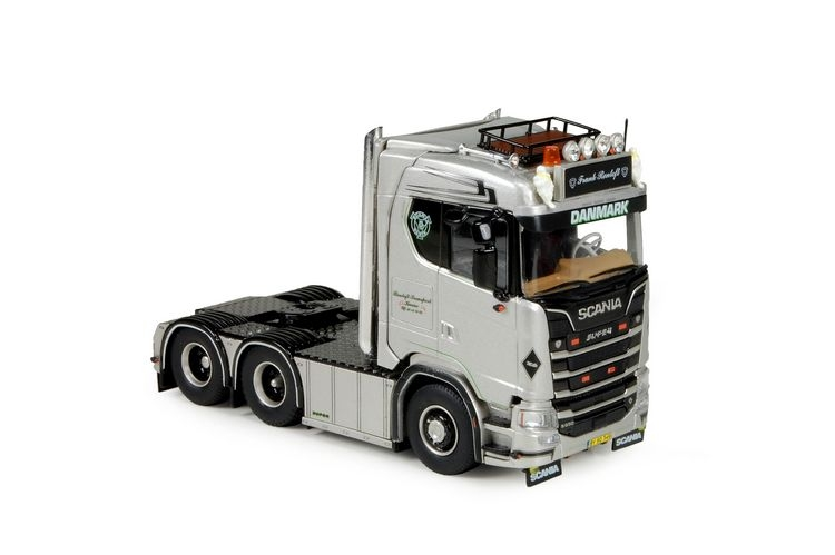 Scania S-Serie 6x2  Rontoft