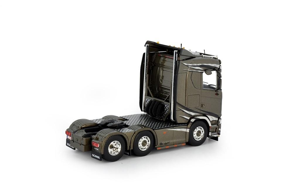 Scania S-serie 6x2 Target