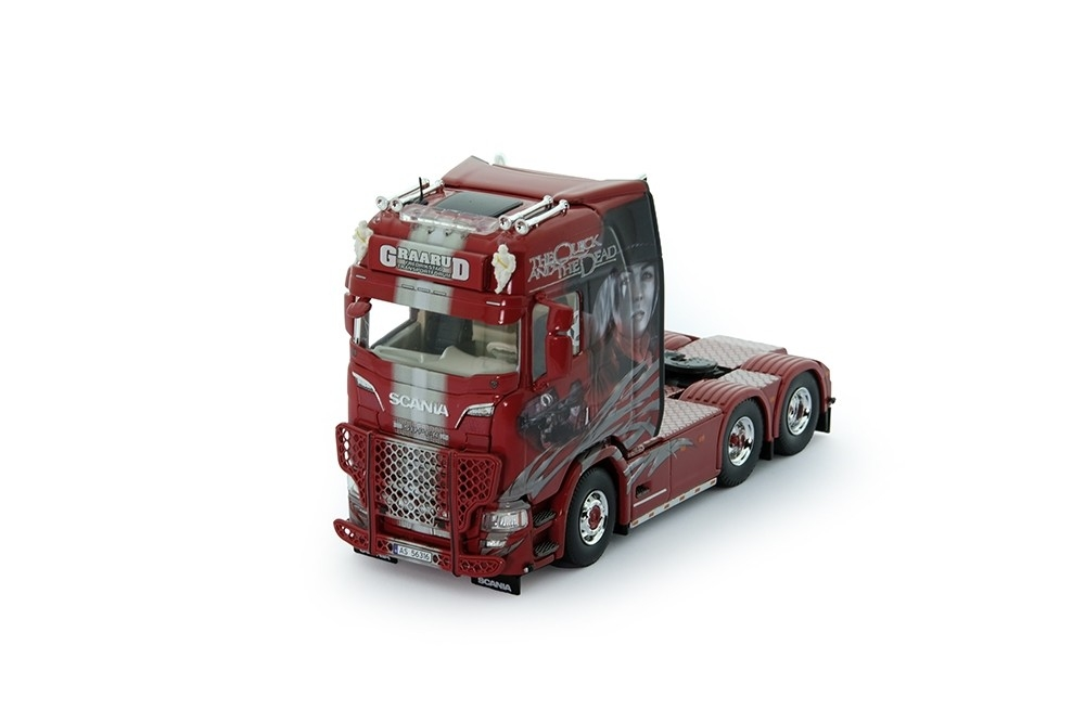 Scania S-serie Highine 6x2 Grarud Esben