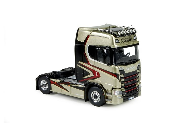 Scania S-serie Highline 4x2 Chimera