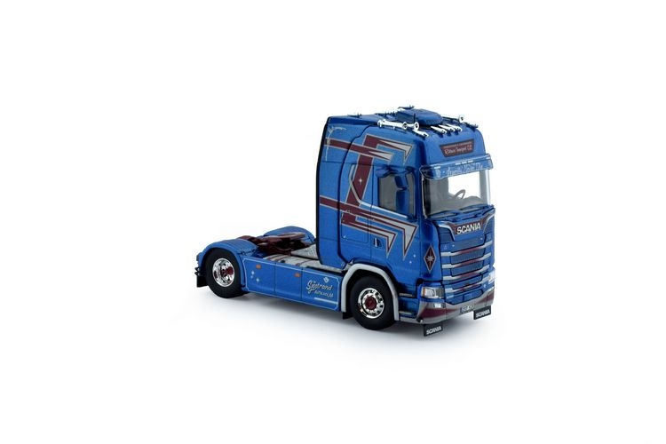 Scania S Serie Highline 4x2 Ruttner