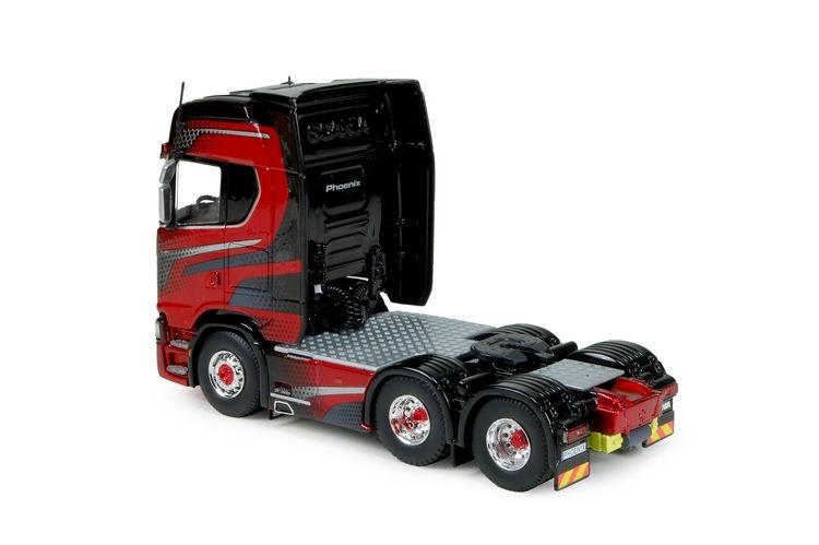 Scania S-serie Highline 6x2 Mjolby Phoenix