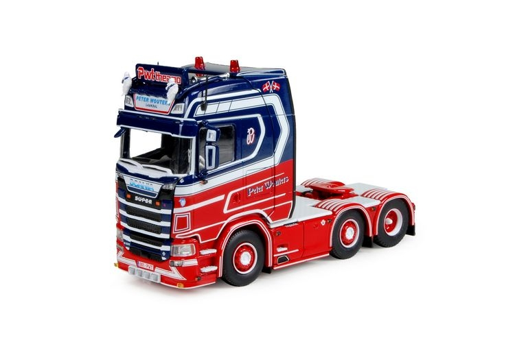 Scania S serie Highline 6x2 Wouters Peter