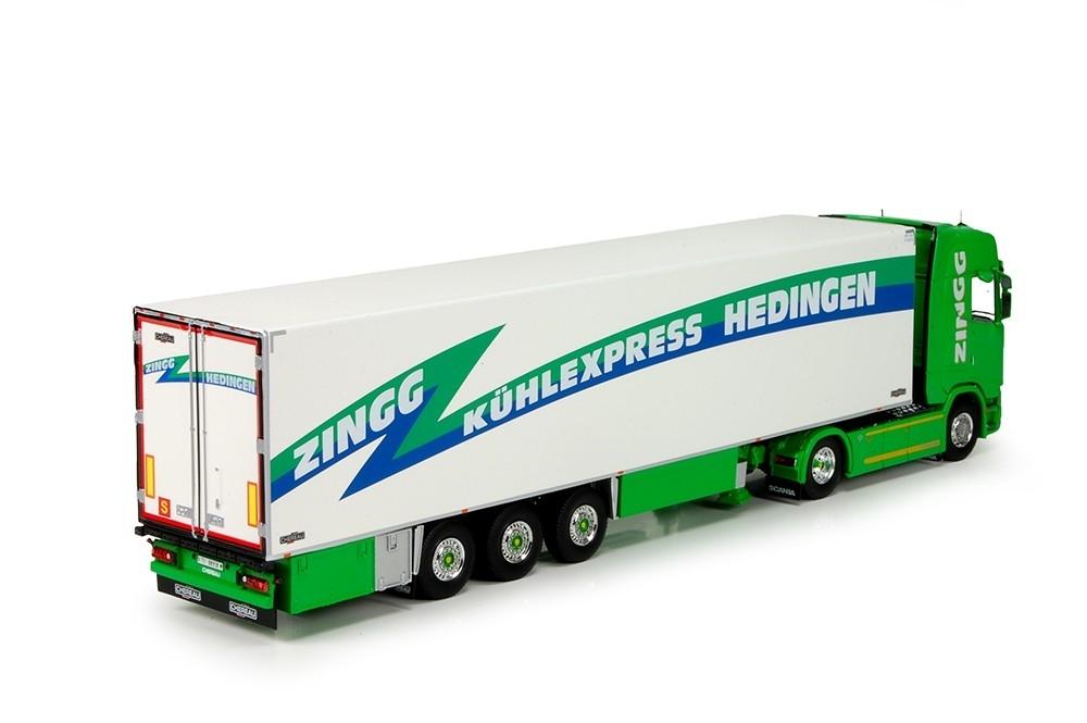 Scania S serie Highline kofferauflieger Zingg