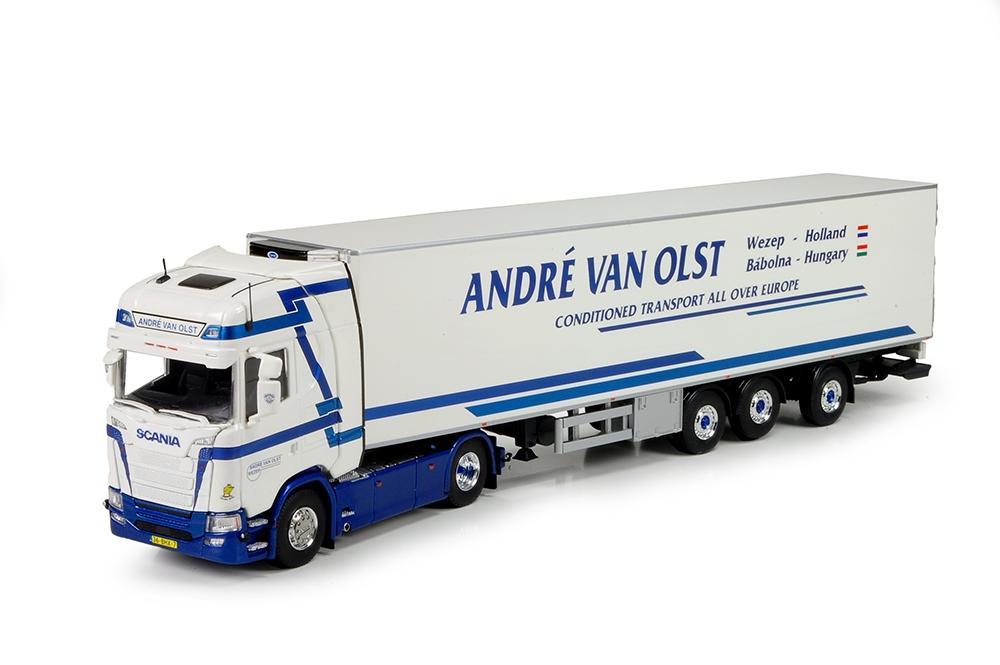 Scania S serie Highline kuehlauflieger Olst Andre van