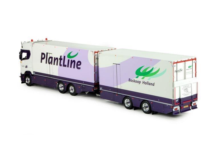 Scania S-Serie Highline Motorwagen anhaenger Plantline
