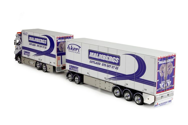 Scania S Serie Highline Schwedische Kombination Malmbergs