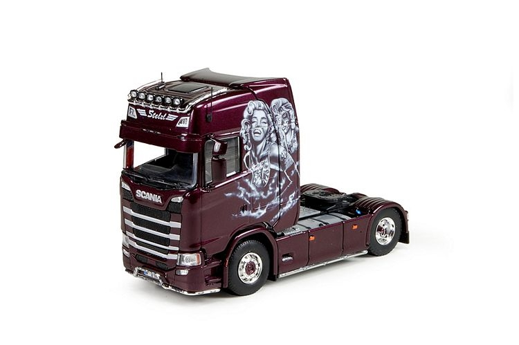 Scania S serie Highline Stelzl
