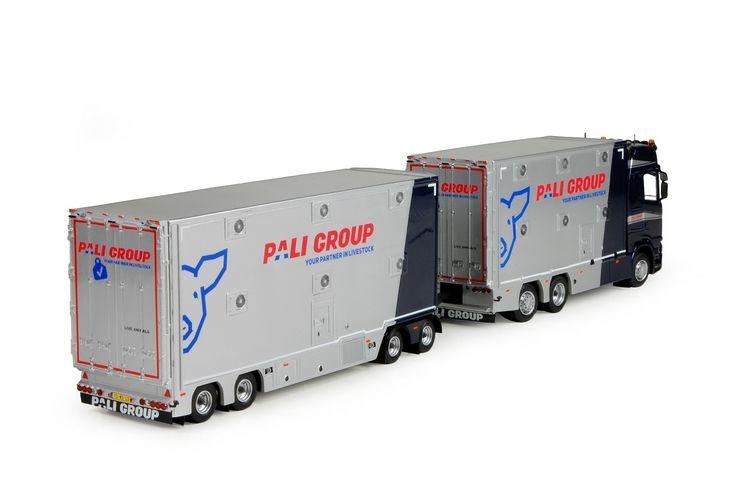 Scania S-Serie Highline Viehanhaenger Resin Palin Group