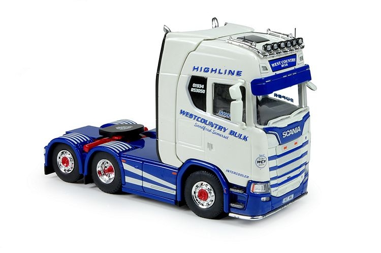 Scania S serie Highline West Country Bulk