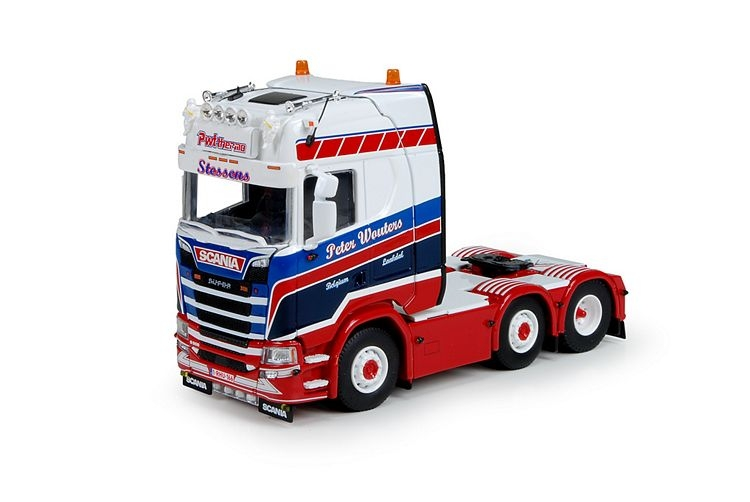 Scania S serie Highline Wouters Peter Stessens