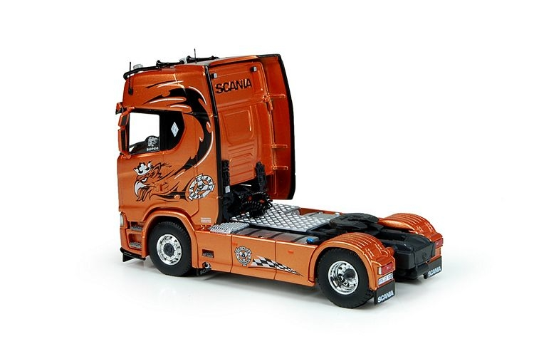Scania S serie Next Gen. Highline  Furtmeier