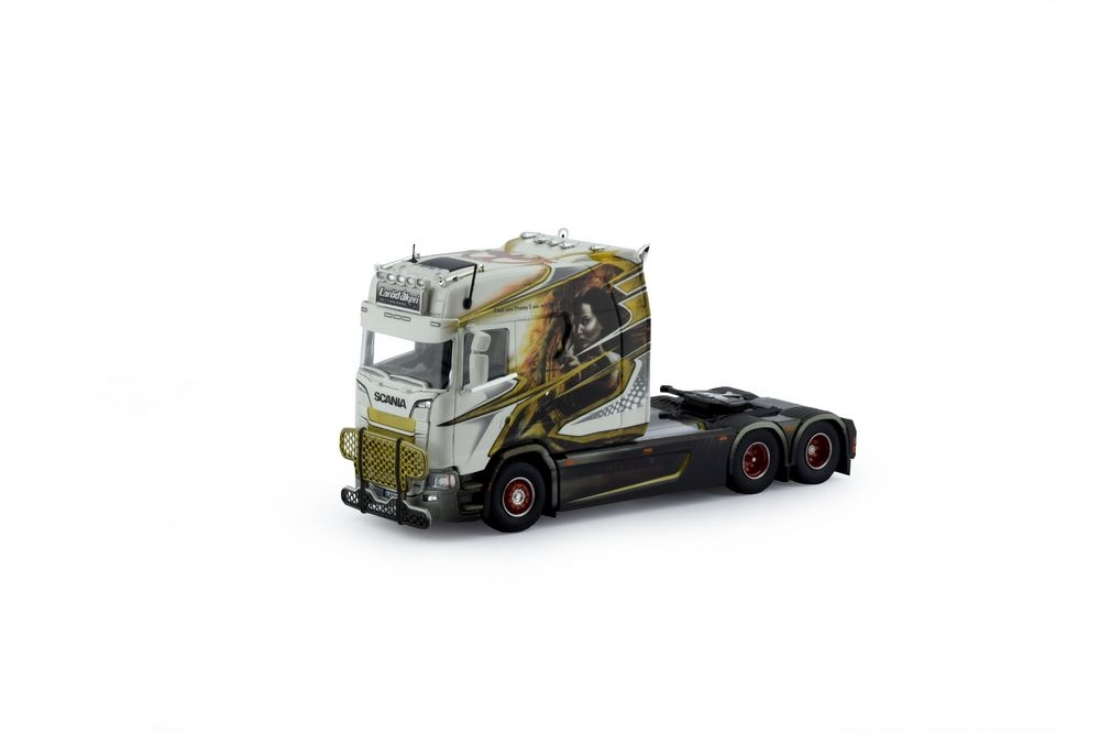 Scania S-serie Next Gen. Longline 6x2 LAROD AKERI