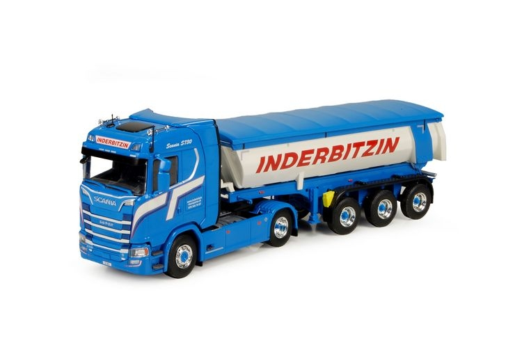 Scania S-serie Tipper Inderbitzin