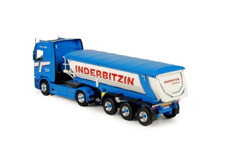 Scania S-serie Tipper Inderbitzin