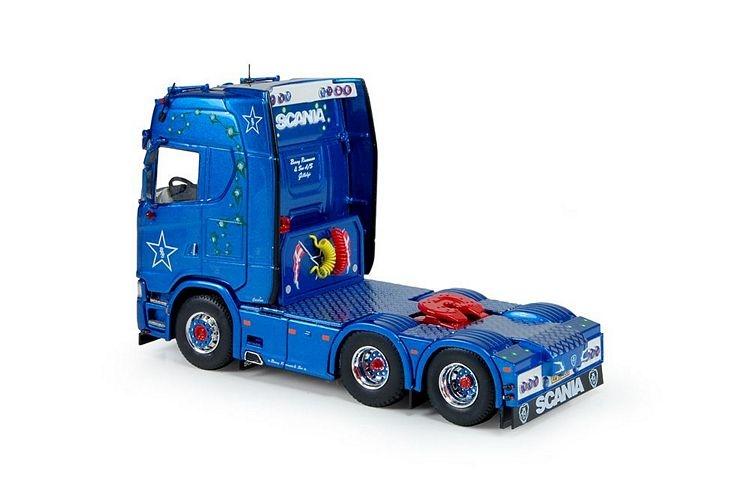 Scania S ZGM  Rasmussen Benny