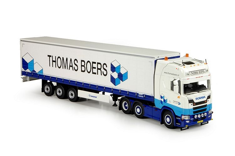 Scania S500 Curtain side  Thomas Boers