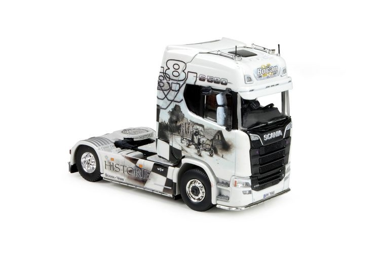 Scania S580 Bocan