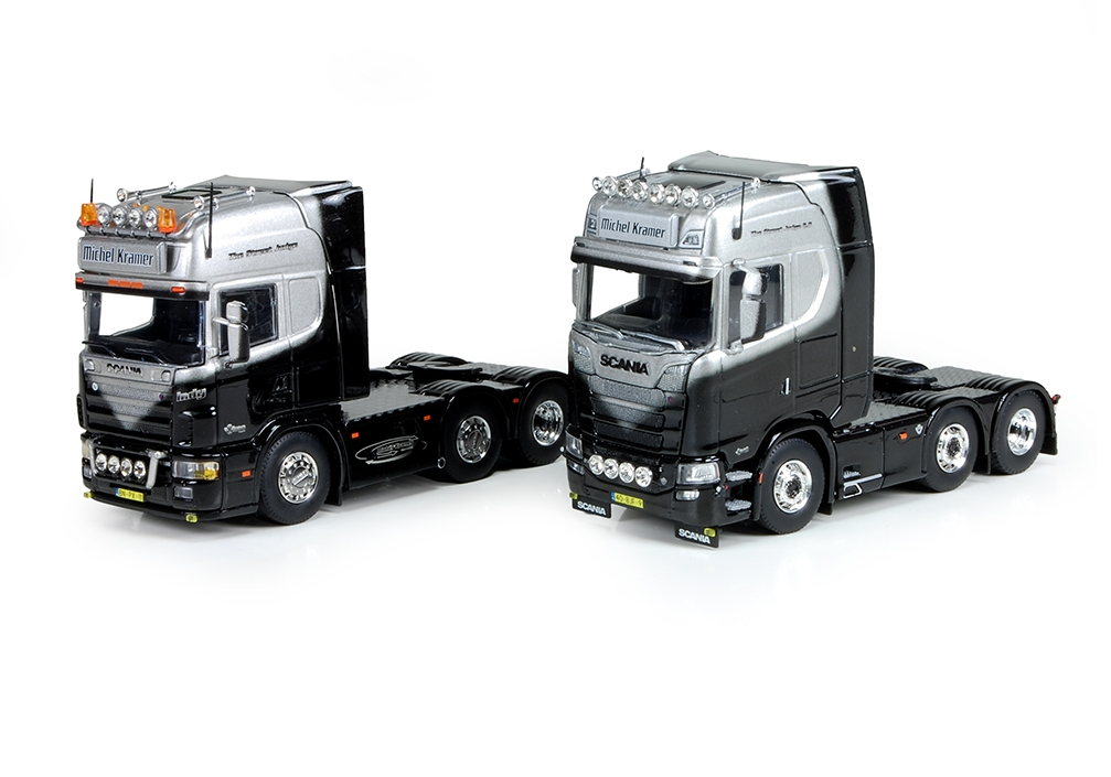 Scania S580  Scania 164 580 Kramer Michel Set
