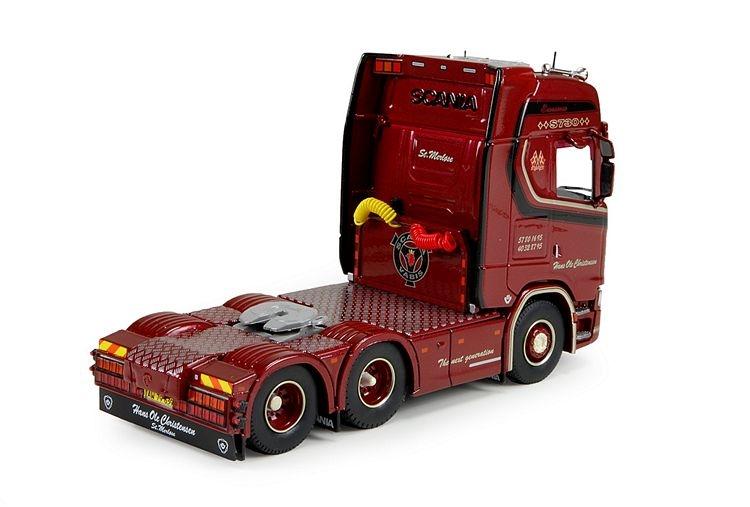Scania S730  Christensen Hans Ole
