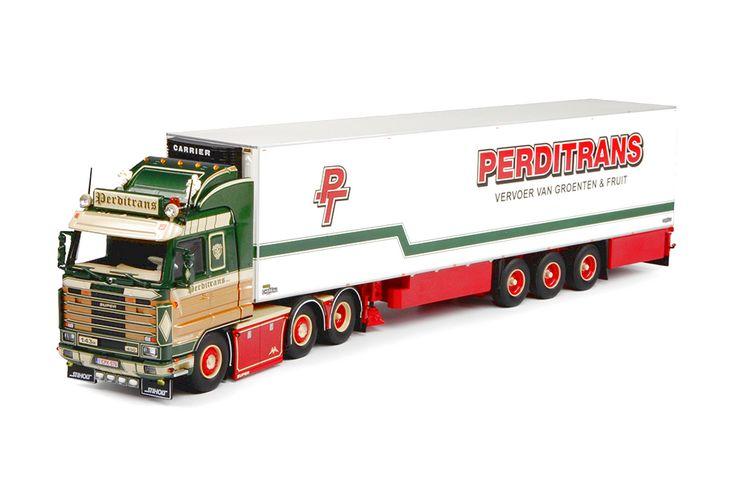 Scania Streamline 143M   Perditrans