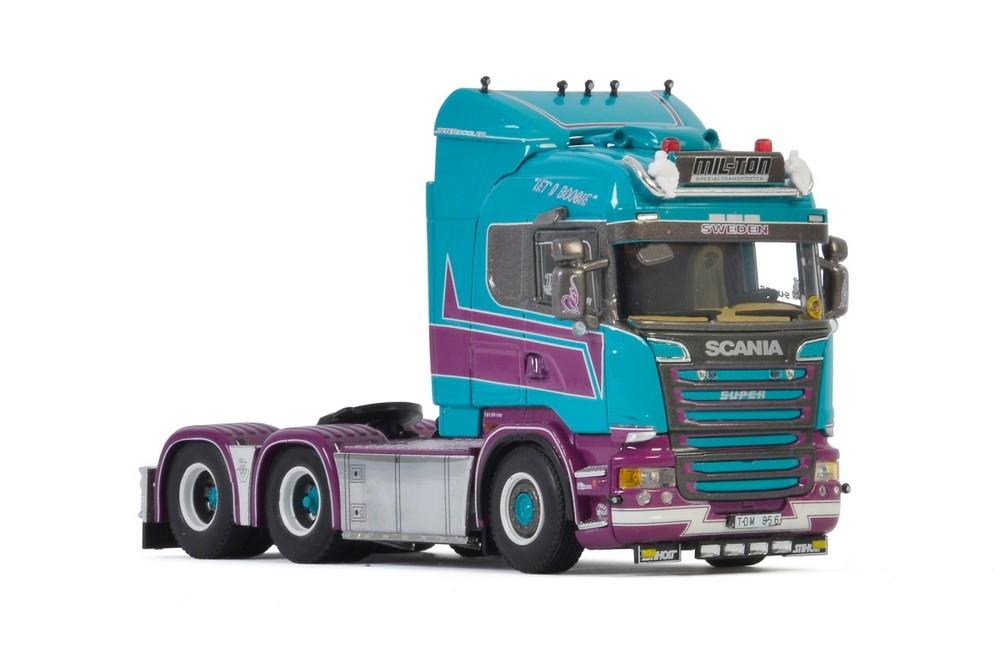 Scania Streamline Highline   Mil-Ton