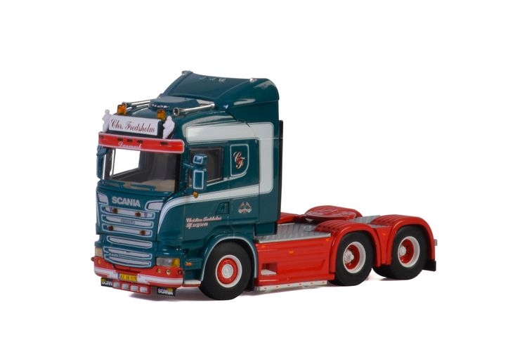 Scania Streamline Highline Fredsholm