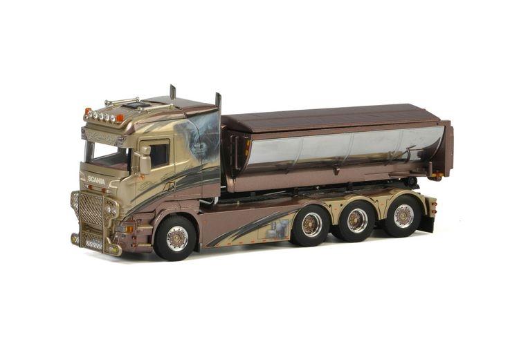 Scania Streamline Highline Hooklift Per Broddes Akeri AB