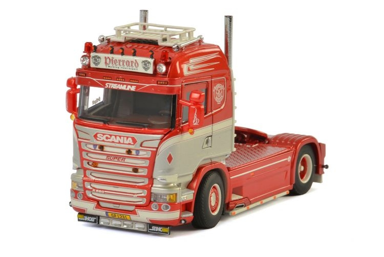Scania Streamline Highline Pierrard