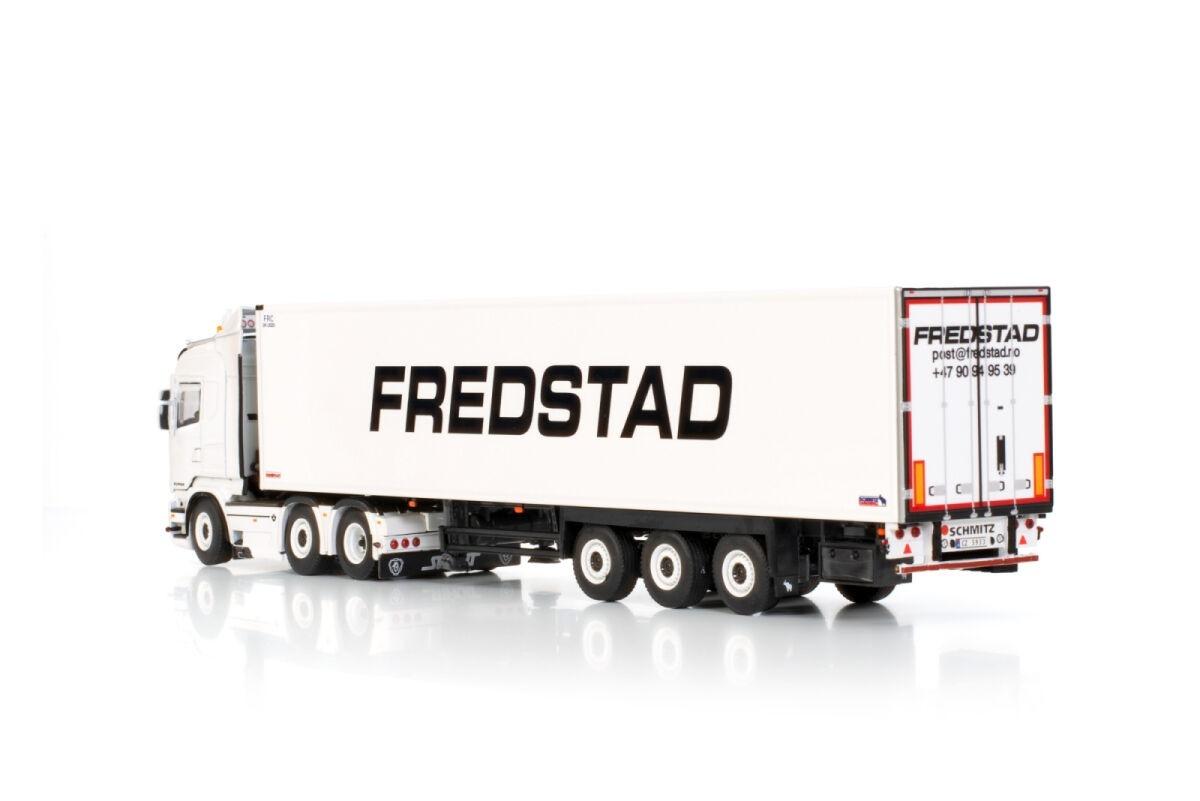 Scania Streamline Highline  Reefer Trailer  Fredstad