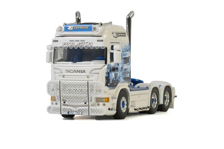 Scania Streamline Highline TS Express