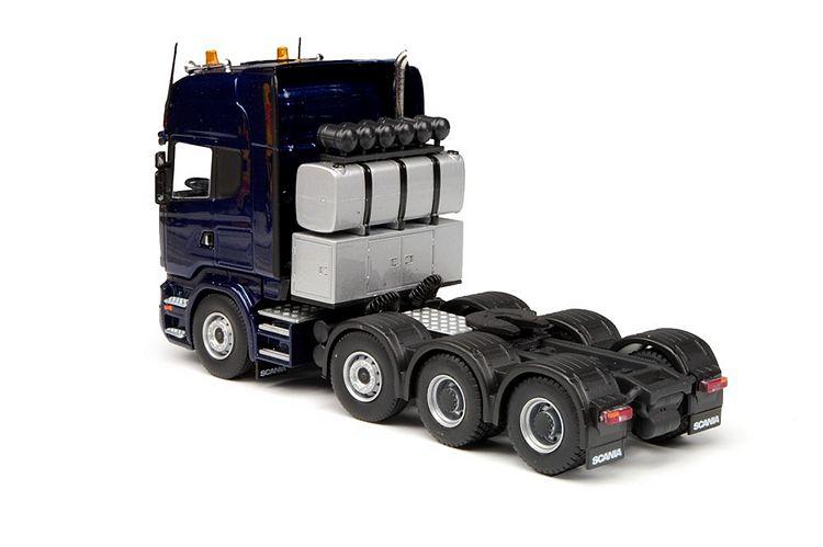Scania Streamline R serie Topline 8x4