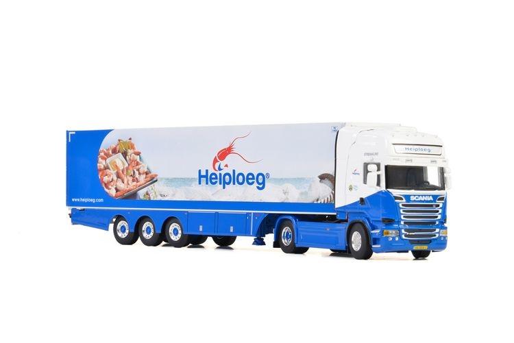 Scania Streamline Reefer Trailer  Heiploeg