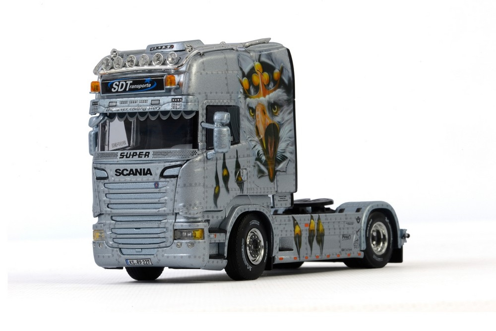 Scania Streamline  SD Transporte - Dohnert