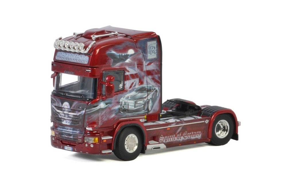 Scania Streamline Topline 4X2 Eurotrasporti
