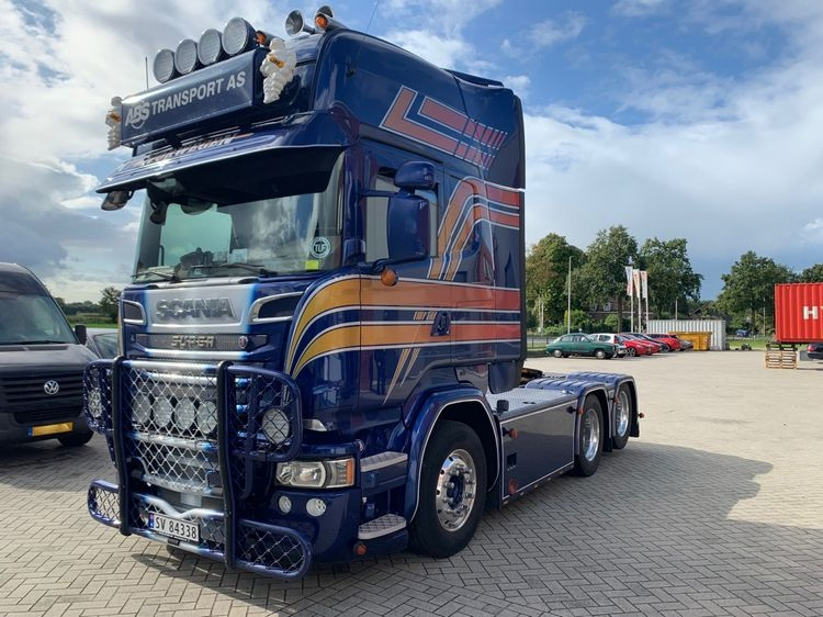 Scania Streamline Topline  ABS Transport