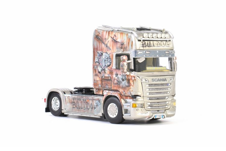 Scania Streamline Topline  Autotrasporti S.T.R.