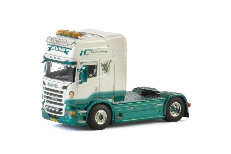 Scania Streamline Topline Bisschop Transport