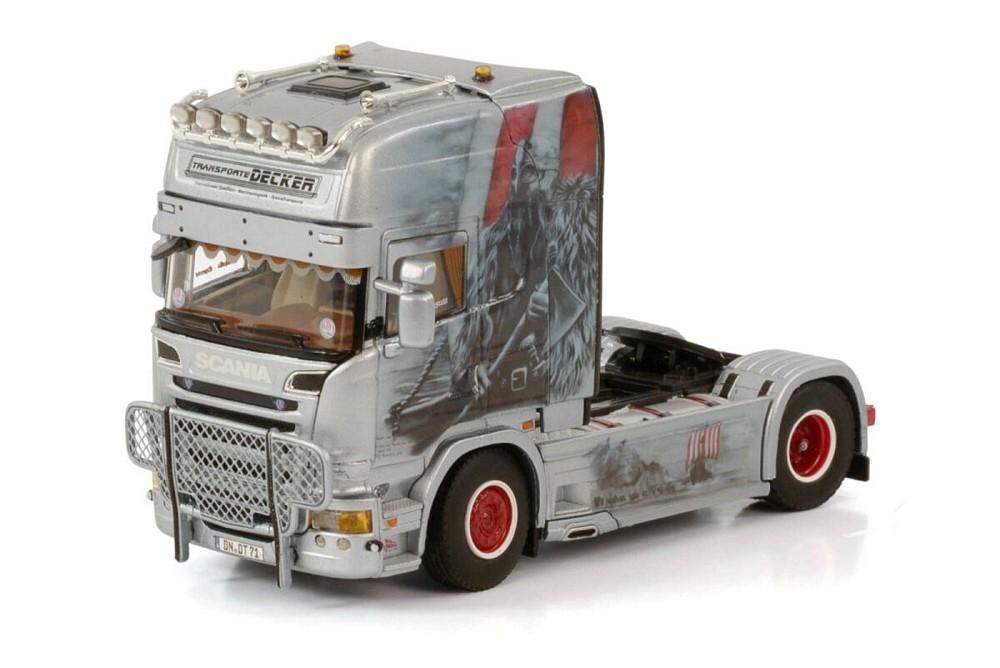 Scania Streamline Topline  Decker Transporte