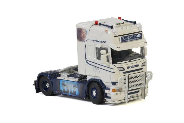 Scania Streamline Topline Kenny Coin Transports